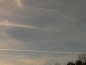 chemtrail manmade haze