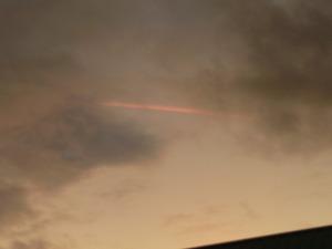 chemtrail English skies