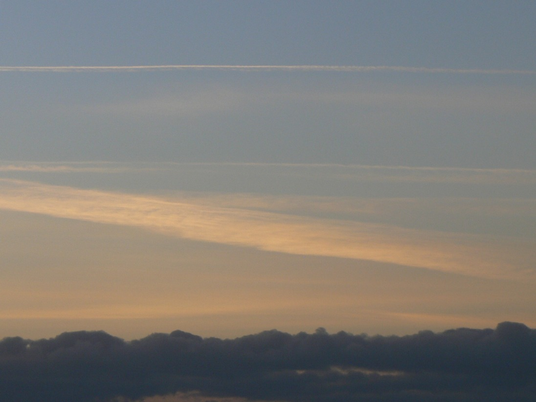 UK chemtrail