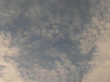 chemtrail / aluminized sky north east England Friday 22 Feb 2019 15:49 GMT