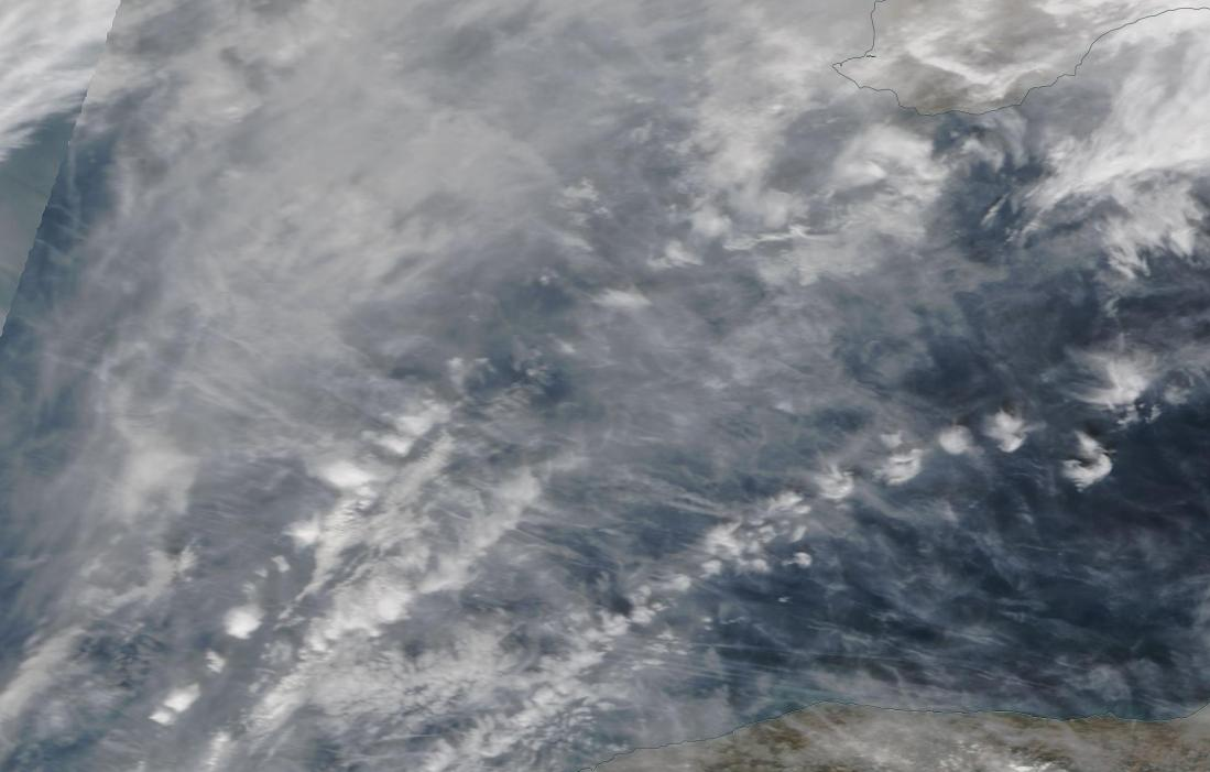 Black Sea chemtrails 9th March 2019 ... https://go.nasa.gov/2HaMWGd