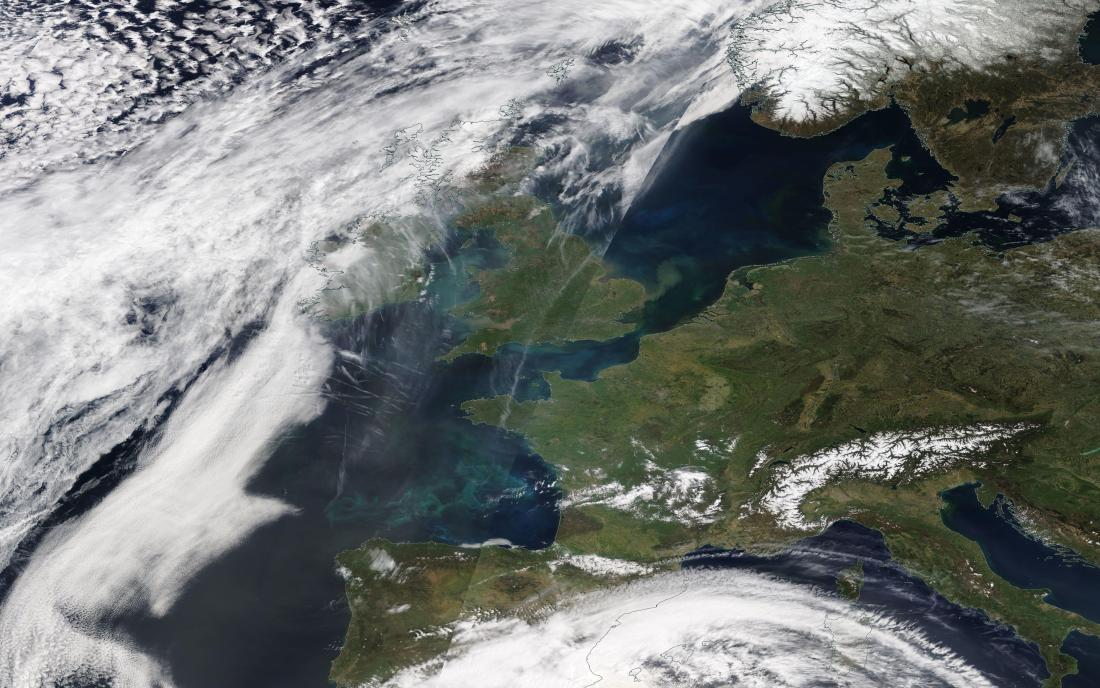chemtrail geoengineering Saturday 20th April 2019 Europe