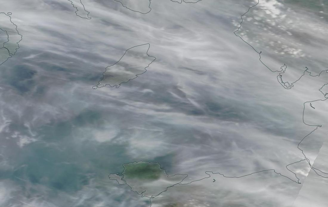 chemtrails Isle of Man UK 18th April 2019 ... https://go.nasa.gov/2UHryPT