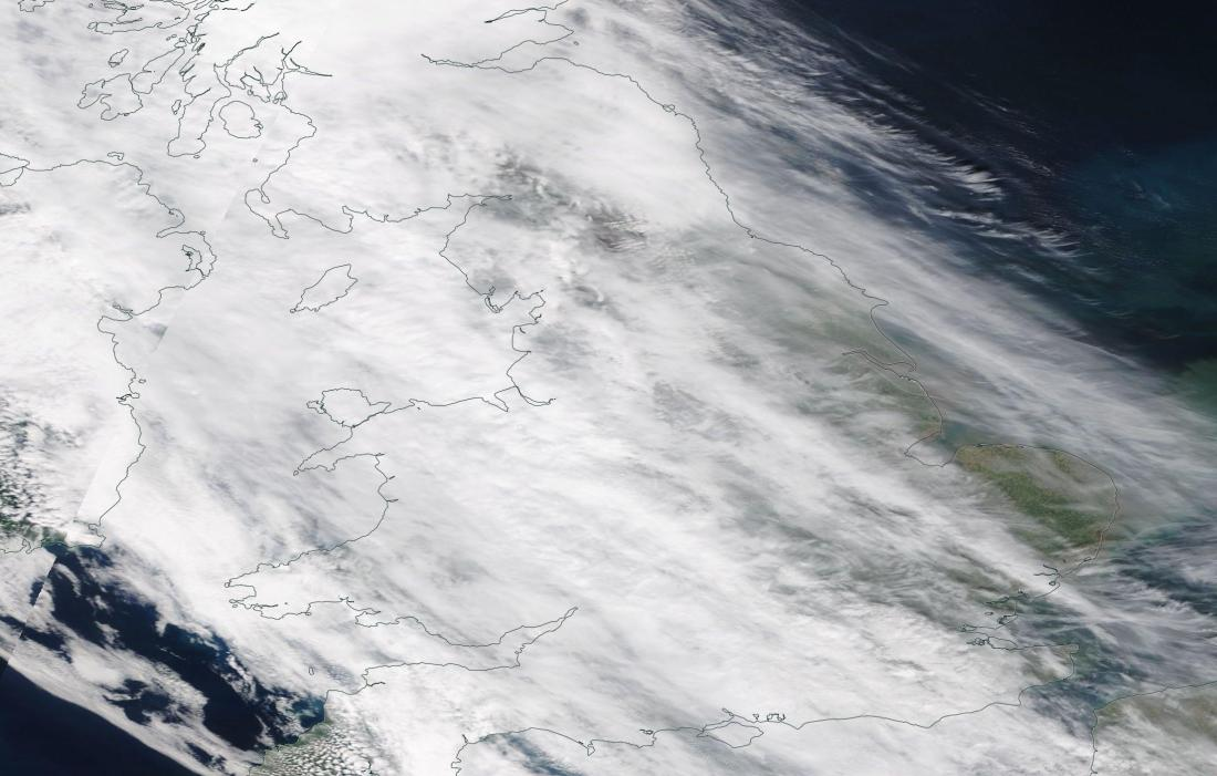 chemtrails / geoengineering UK 16h April 2019 ... https://go.nasa.gov/2UW3hVN