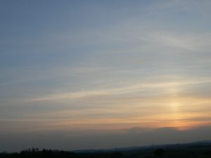 chemtrail geoengineering NE England Saturday 20th April 2019