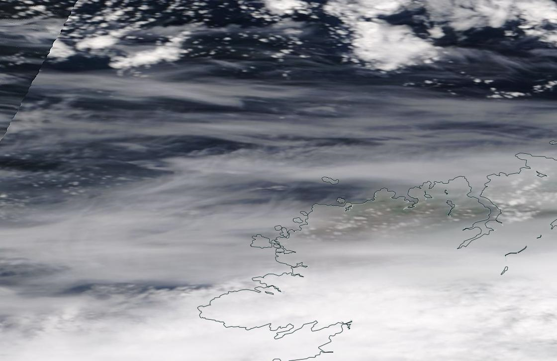 chemtrails Donegal, Londonderry, Antrim, a closer look. 7 May 2019 ...https://go.nasa.gov/2Jmayb2