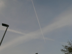 UK chemtrail geoengineering 30 April 2019
